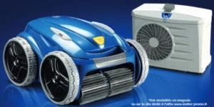 Promotion Pompes à chaleur et Robots