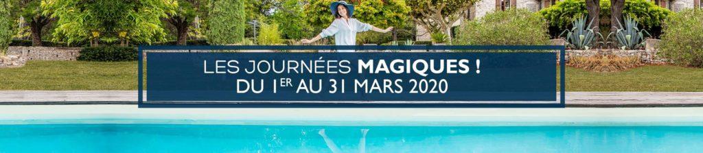 Journées magiques Magiline Montélimar Drôme Ardèche Vaucluse
