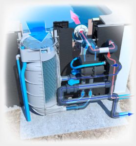 filtration piscine montelimar NFX Magiline