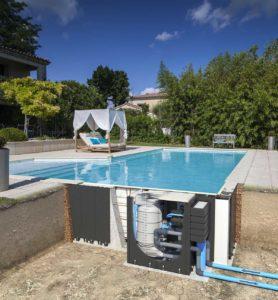 nouvelle filtration piscine NFX Magiline